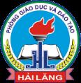 SGD DT HAI LANG